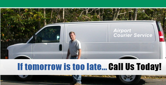 Airport Courier Services